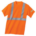 CS401 - B322E001 - EMB - Class 2 Safety T-Shirt