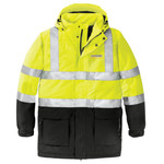 J799S - B322E001 - EMB - Class 3 Safety Heavyweight Parka