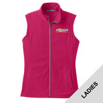L226 - B322E001 - EMB - Ladies Microfleece Vest